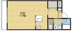 Bタイプ3号室
